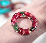 Силиконовый молд  на кольцо и линзу для подвесок, серег, браслета 39мм, фото 3