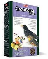 Рadovan GranPatee insectes Основной корм для насекомоядных птиц, 1кг