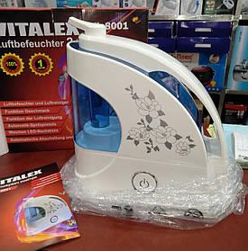 Увлажнитель-ароматизатор воздуха (2 в 1) VITALEX VL-8001