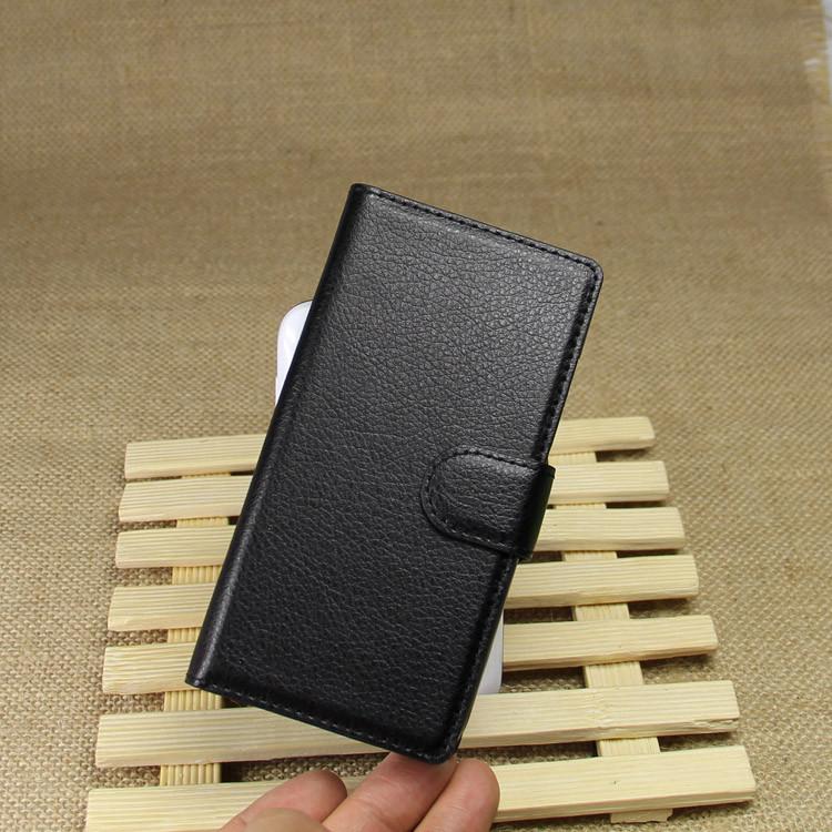 Чехол подставка для HTC Desire 601 черный