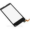 Тачскрин (сенсор) для Nokia X Dual Sim (RM-980), черный