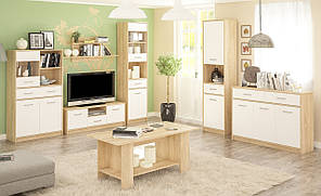 """Комплект меблів в вітальню """"Тіпс"""" (6 елементів)"""