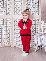Детский велюровый костюм Зебра, фото 1