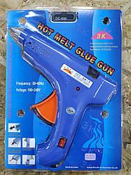 Клеевой пистолет Hot Melt Glue Gun 3K-T 80W (11 мм)