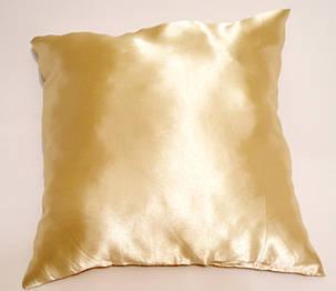 Атласная подушка 50х50, фото 2