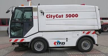 Уборочная машина CITYCAT CC5000 (2003 г)