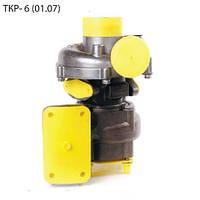 Турбина (турбокомпрессор) ТКР- 6-01.07 МТЗ-1021, МТЗ-890, Д-245.5
