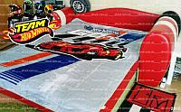 Одеяло ХОТ ВИЛС полуторное плюшевое, original 160x220, фото 1