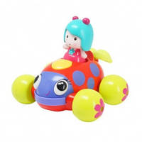 Интерактивная игрушка - МУЗЫКАЛЬНАЯ МАШИНКА МИМИ (свет, звук)