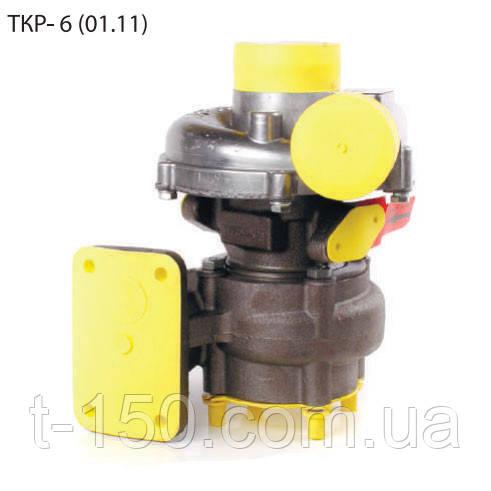 Турбина (турбокомпрессор) ТКР- 6-00.11 Переоборудованный ГАЗ-66, Д-245.12С