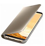 Чехол-книжка Original mirror Samsung A8 Gold