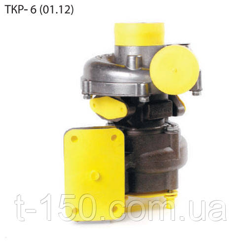Турбина (турбокомпрессор) ТКР- 6-00.12 Энергоустановка, Д-246.4