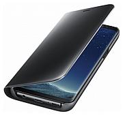 Чохол-книжка Original mirror Samsung A8 Plus Black
