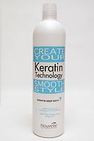 Кератиновый шампунь Nouvelle Keratin Deep Bath Shampoo  500мл