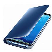 Чохол-книжка Original mirror Samsung A8 Plus Blue