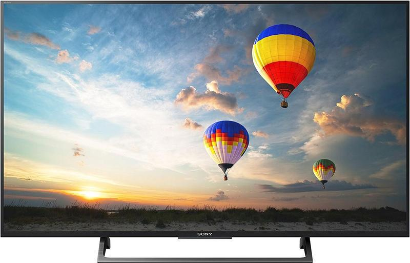 Телевизор Sony KD-49XE8005 (MXR400Гц,UltraHD 4K,Smart, HDR, 4K X-RealityPRO, TRILUMINOS, Dolby Digital 20Вт)