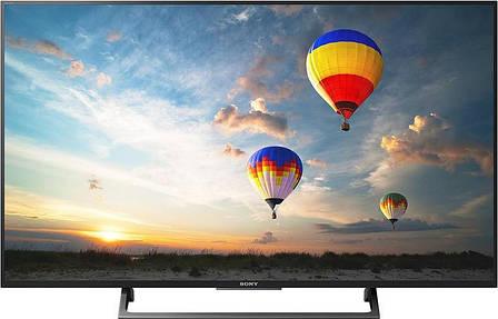 Телевизор Sony KD-49XE8005 (MXR400Гц,UltraHD 4K,Smart, HDR, 4K X-RealityPRO, TRILUMINOS, Dolby Digital 20Вт), фото 2