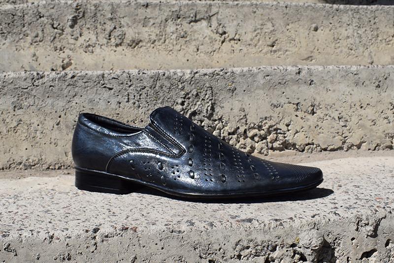 Купи кожаные туфли к лету, не выходя из дома, 40,5 размер, отличное качество от МИДА!!!