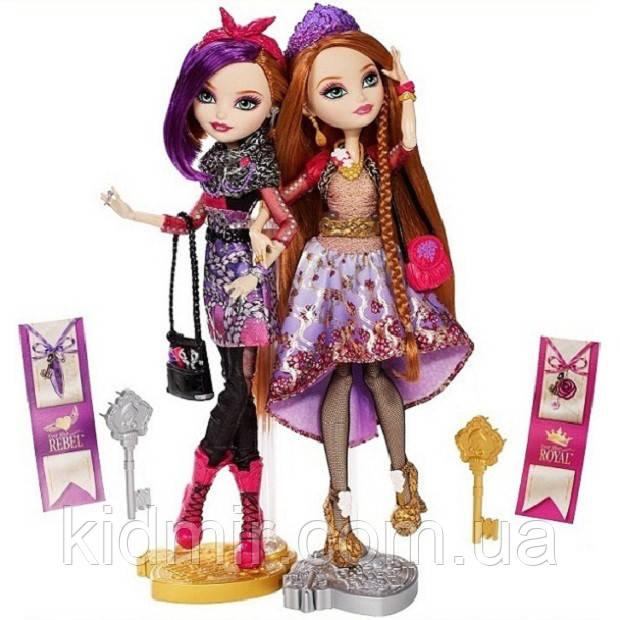 Набор кукол Холли и Поппи (Holly and Poppy O'Hair) Эвер Афтер Хай