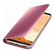 Чохол-книжка Original mirror Samsung A8 Plus Pink