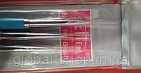 НАБОР КИСТЕЙ ДЛЯ РИСОВАНИЯ Nail Art Brush , 3 ШТ. , фото 3
