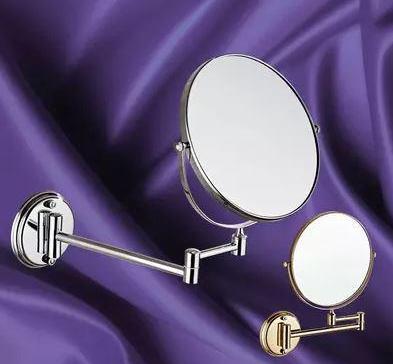 Зеркало поворотное настенное 6-059