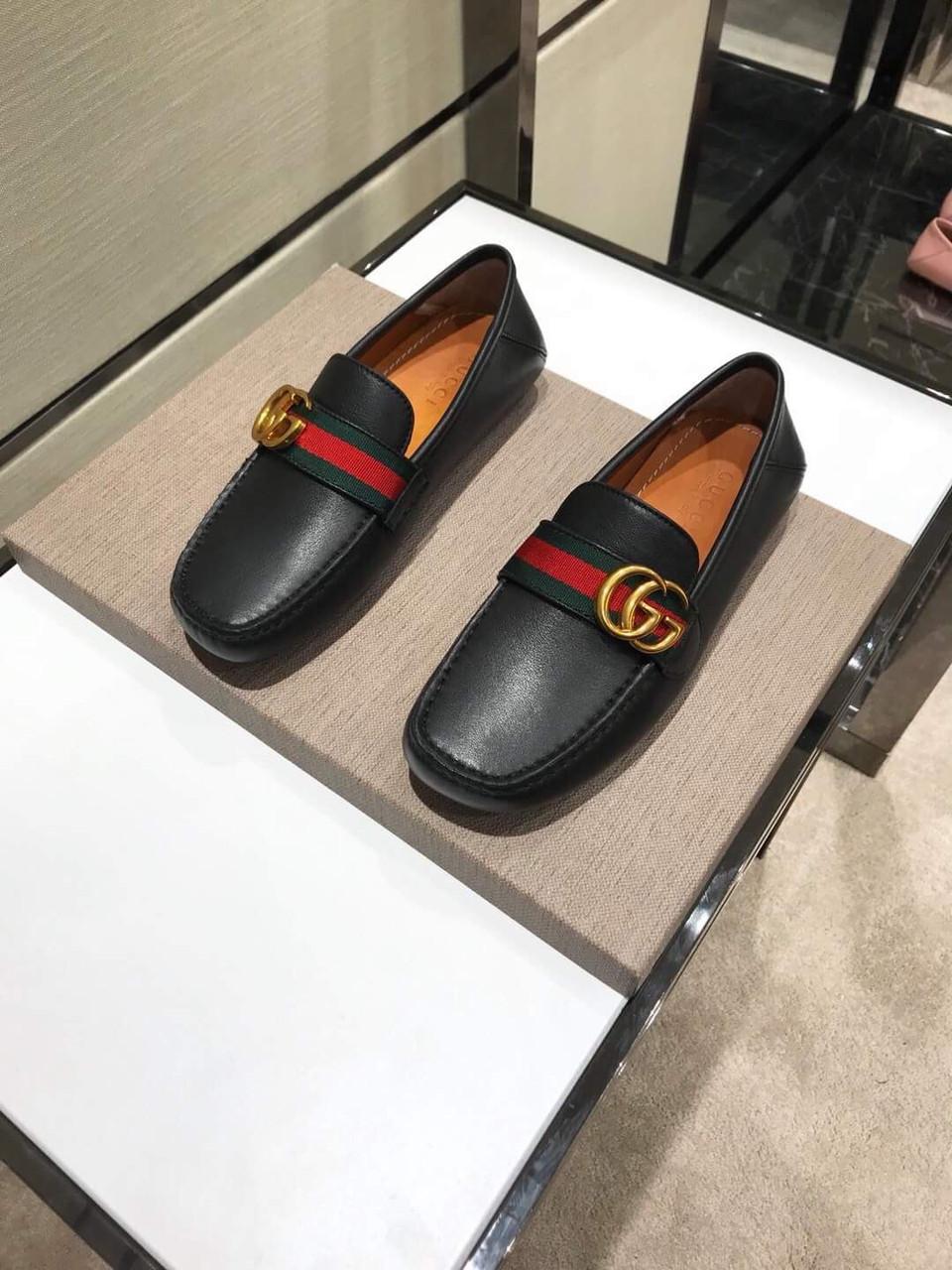 Мокасины Gucci женские