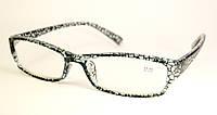 Очки женские для зрения  (BY 1030 сер), фото 1