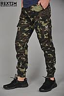 Мужские стильные штаны Cargo REXTIM Criminal Army
