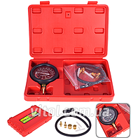 Тестер вакуумного и топливного насоса Alloid, 9 предметов (B-4031)