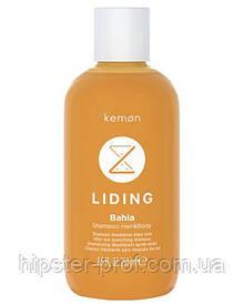 Шампунь для волос и тела после пребывания на солнце Kemon Liding Bahia Shampoo Hair&Body 250 ml