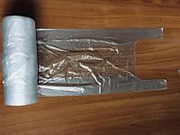 Пакет полиэтиленовый майка в рулоне №2,5 22*45 см Одетекс, фото 1