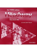 Liz and John Soars New Headway 3rd Ed Elementary Class Audio CDs (2)