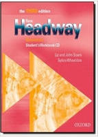 Liz and John Soars New Headway 3rd Ed Elementary Student's Workbook CD