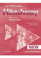 Liz and John Soars New Headway 3rd Ed Elementary Teacher's Book