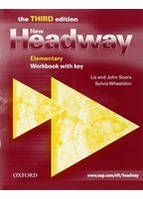 Liz and John Soars New Headway 3rd Ed Elementary Workbook with Key