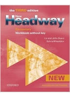 Liz and John Soars New Headway 3rd Ed Elementary Workbook without key