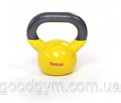 Гиря Reebok 5кг (желтая), фото 2