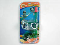 Дитячі Колір в асорт / Маска і трубка для плавання 15x8x7 см