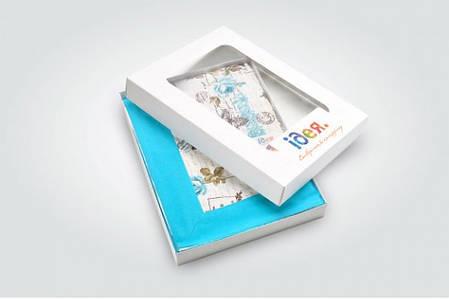 """Скатерть водоотталкивающая """"Переписка"""", тм Идея (150*180см), фото 2"""
