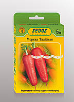 ТМ SEDOS Морковь Талисман 5 метров