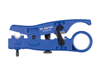 Стриппер для снятия изоляции и резки многожильного и плоского кабеля UTP, STP, RJ UNISON 6755-05