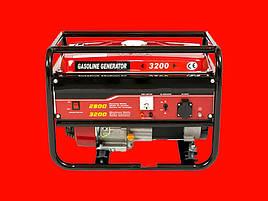 Бензиновый генератор WEIMA WM3200