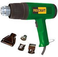 Фен строительный Procraft PH-2100