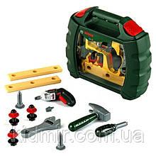 Набір інструментів з шуруповертом в кейсі BOSCH Klein 8384