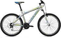 "Велосипед GHOST SE 1300 RH40_2013 26"" grey/blue/Lime green р.XS"