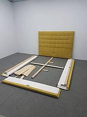 """Кровать """"Барселона"""" в ткани , фото 3"""