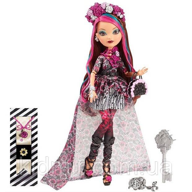 Кукла Ever After High Браер Бьюти (Briar Beauty) из серии Spring Unsprung Школа Долго и Счастливо