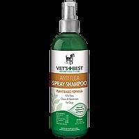 Vet's Best Anti-Flea Easy Spray Shampoo Шампунь - Спрей от блох, 470 мл