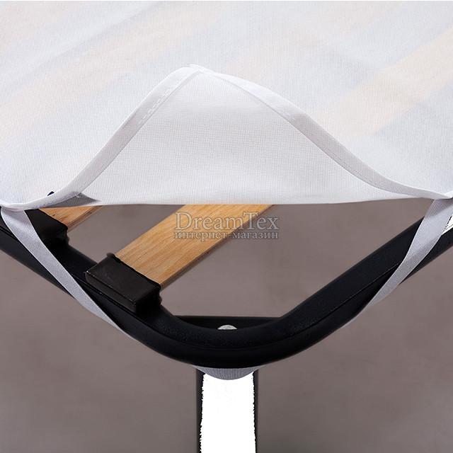 Подматрасник Matroluxe 120х190 см (четыре резинки по углам)